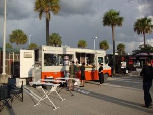 sanford food truck bazaar