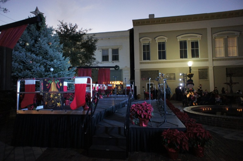 Holiday Events in Sanford 2012