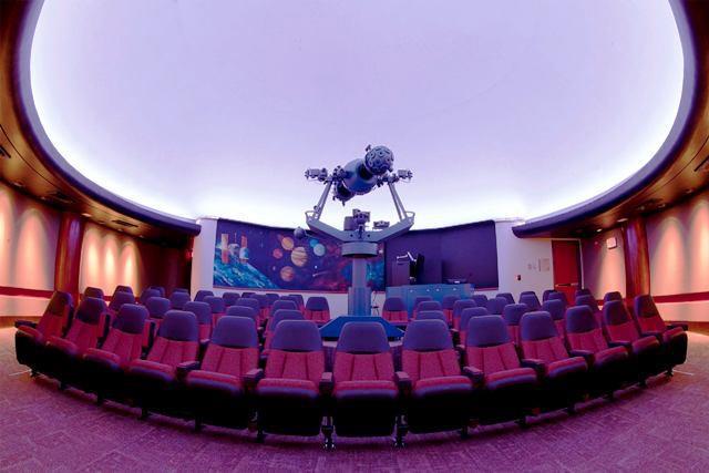 Planetarium at Seminole State College