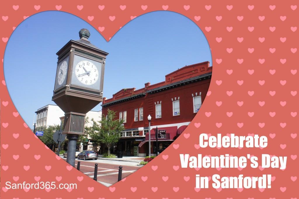 Valentine's Day in Sanford FL