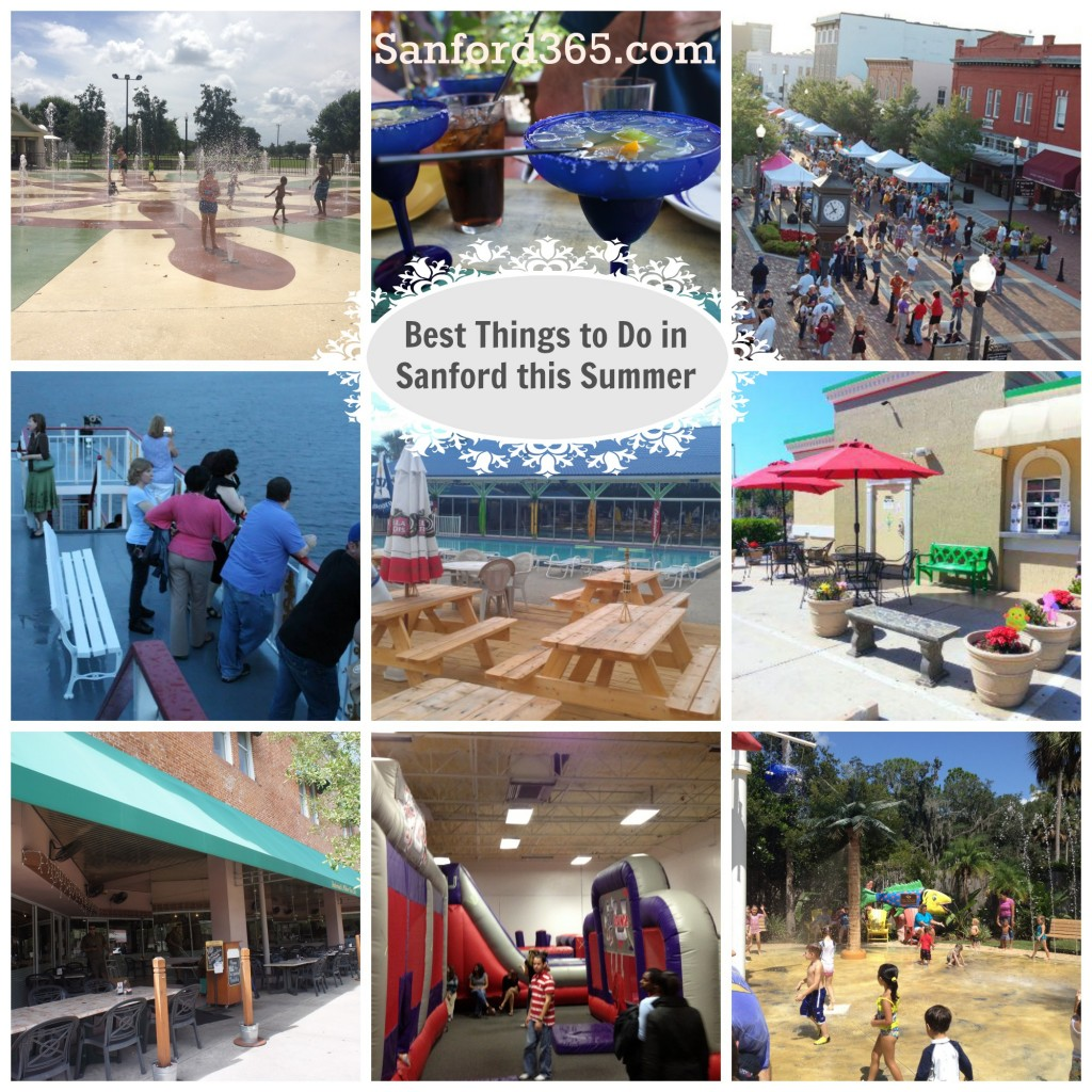 Best Things to Do in Sanford FL in the Summer