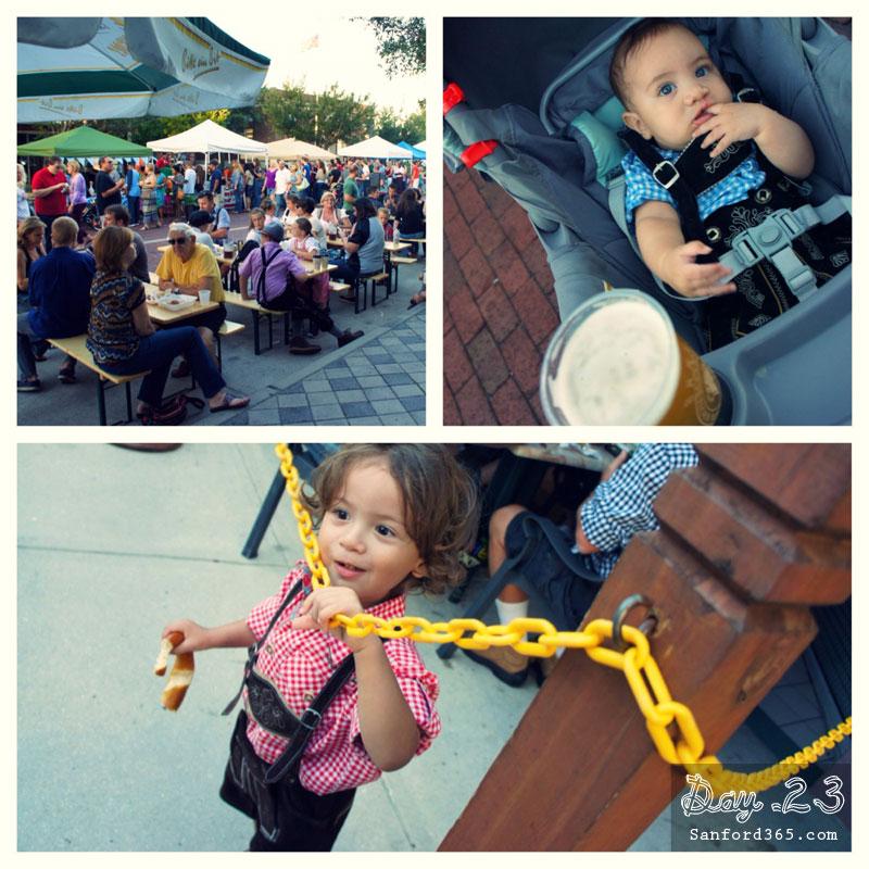 Oktoberfest Sanford 2013