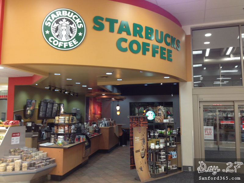Starbucks Sanford
