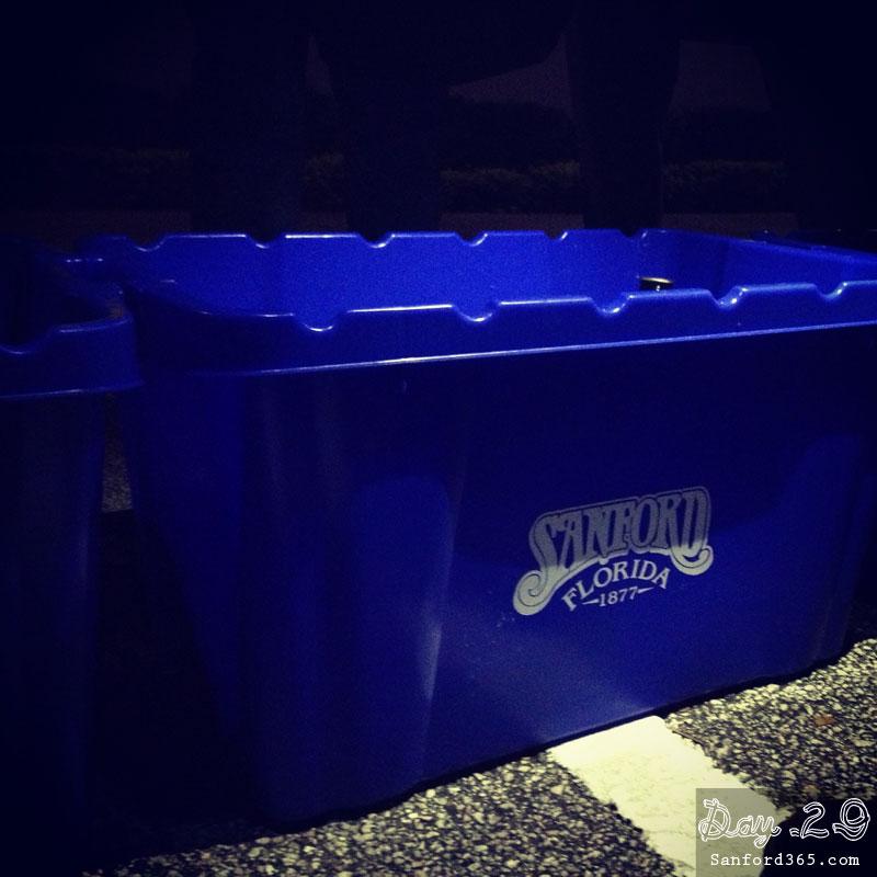 Sanford Recycle Bin