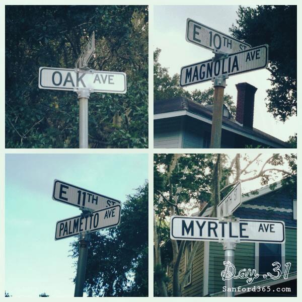 Tree Streets in Sanford
