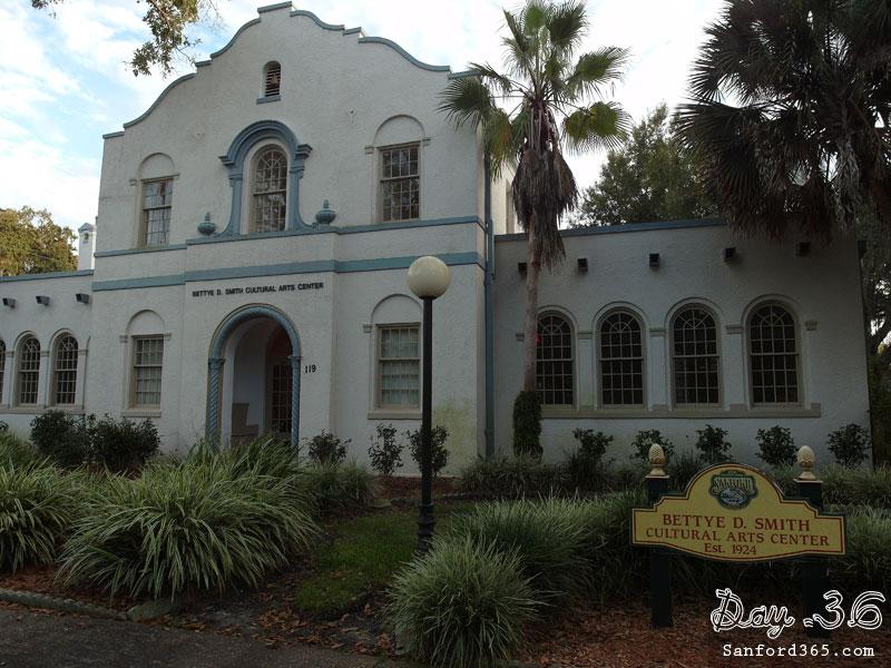 Bette Smith Cultural Arts Center Sanford
