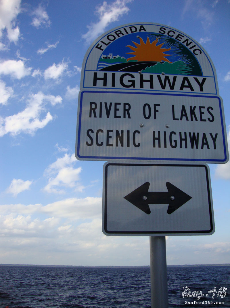 Day 40 – River of Lakes Scenic Highway