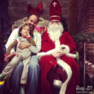 Nikolaus in Sanford