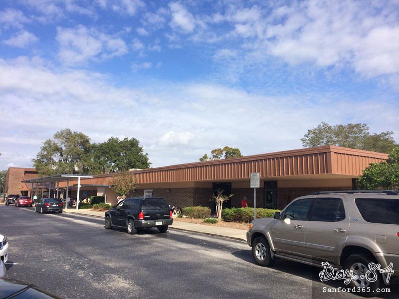 Wilson Elementary Sanford