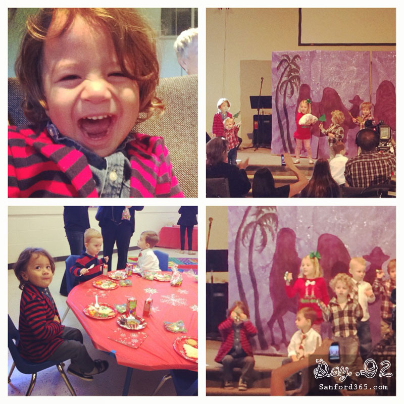 Lakeside School Christmas Program