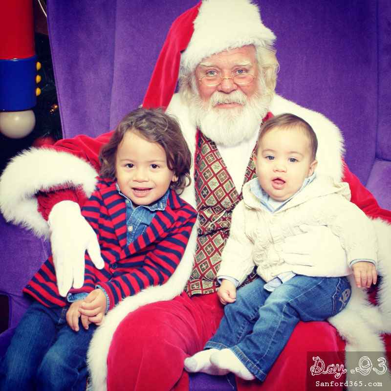 Santa in Sanford