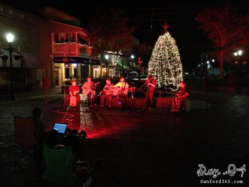 Christmas concert Magnolia Square