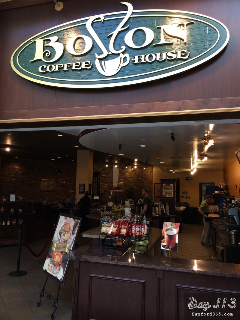 Boston Coffee House Sanford FL