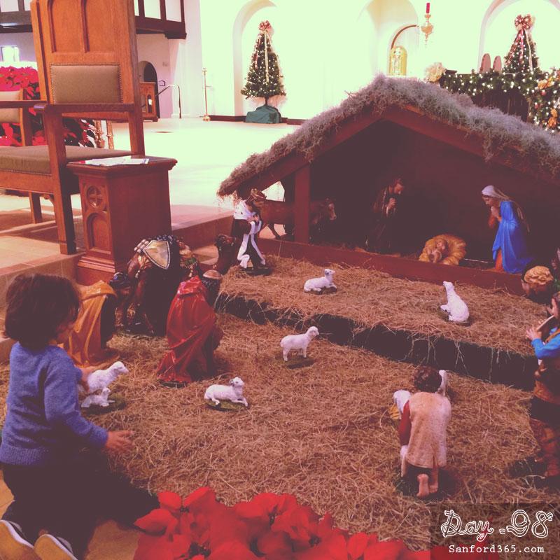 All Souls Church Sanford Nativity