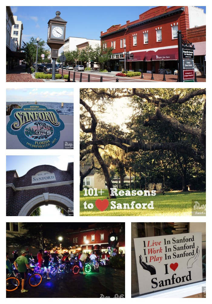 Top Reasons to Love Sanford FL