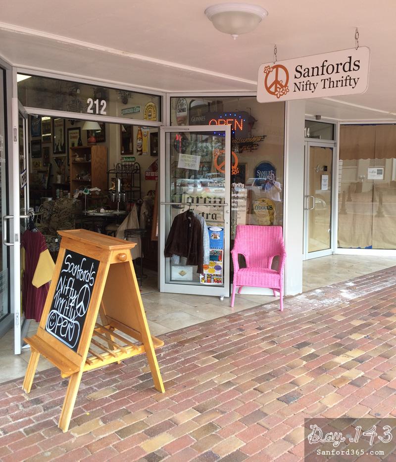 Sanfords Nifty Thrifty