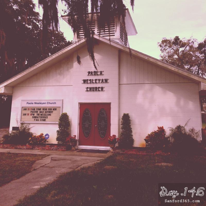 Paola Weslyan Church Sanford FL