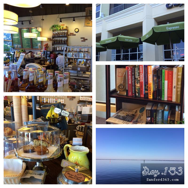 Cafe di Riverwalk Sanford FL