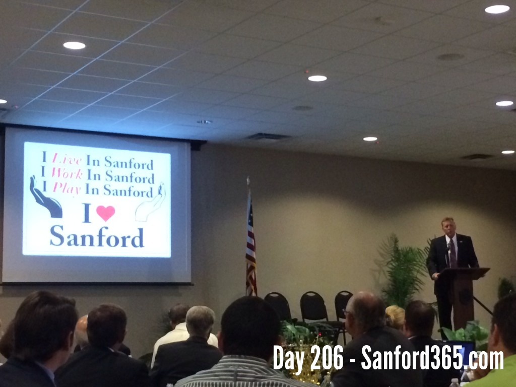 State of the City Luncheon Sanford FL