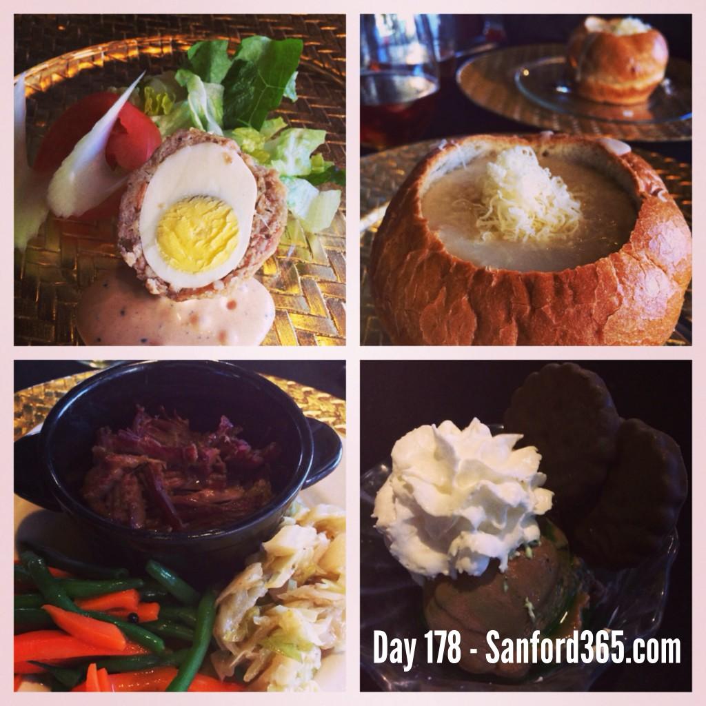 The Corner Cafe Sanford FL
