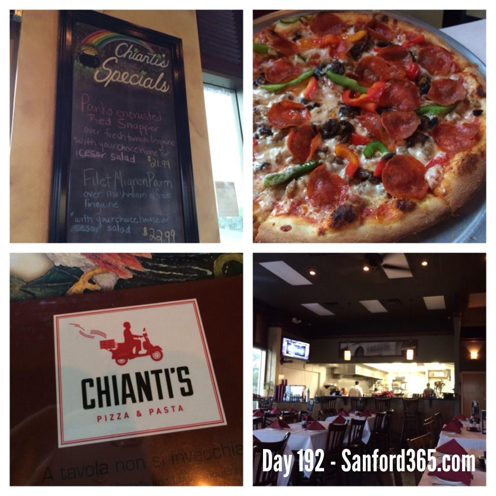 Chianti's Pizza and Pasta Sanford FL