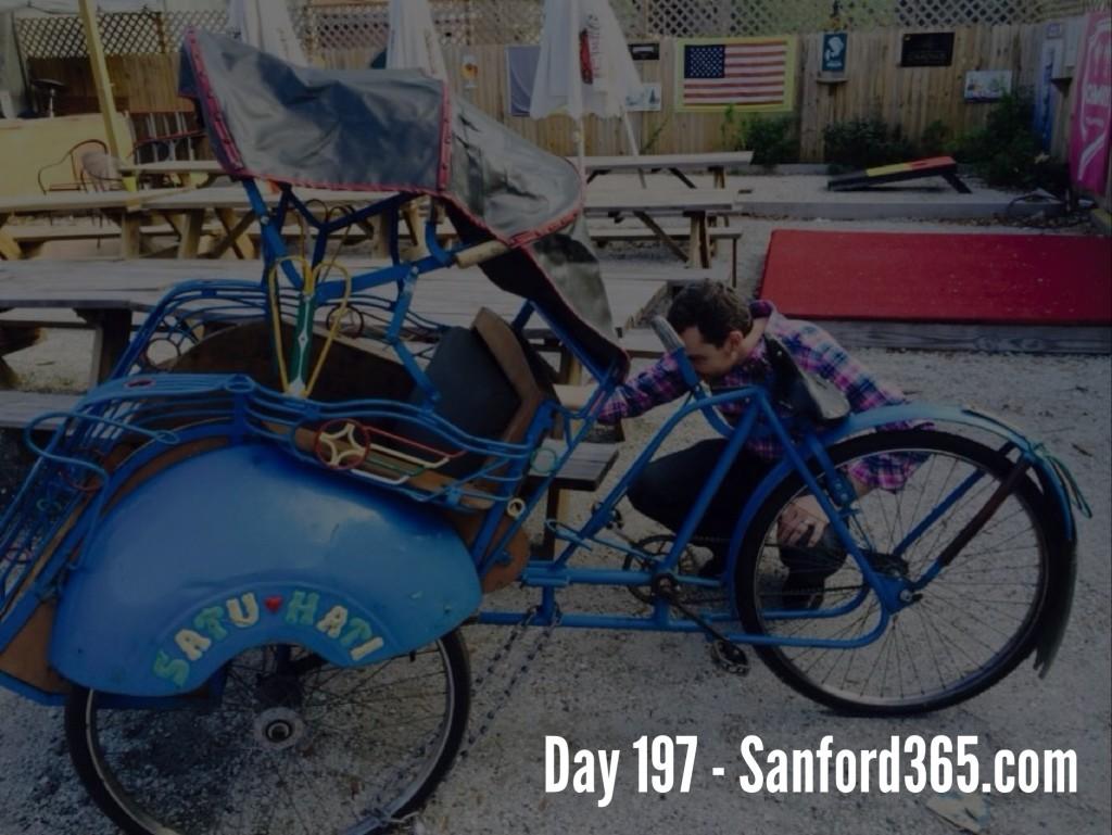 The Sanford Rickshaw