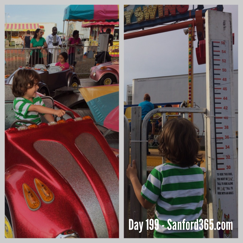 Seminole County Fair Sanford FL 2014