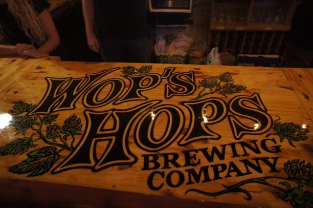 Wops Hops Sanford FL Brewery
