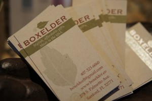 Boxelder. Stylish Affordable Gifts