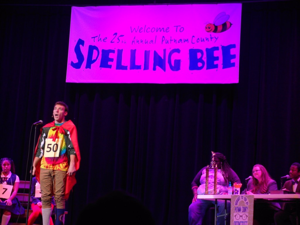 The 25th Annual Putnam Spelling Bee at the Wayne Densch Performing Arts Center Sanford FL