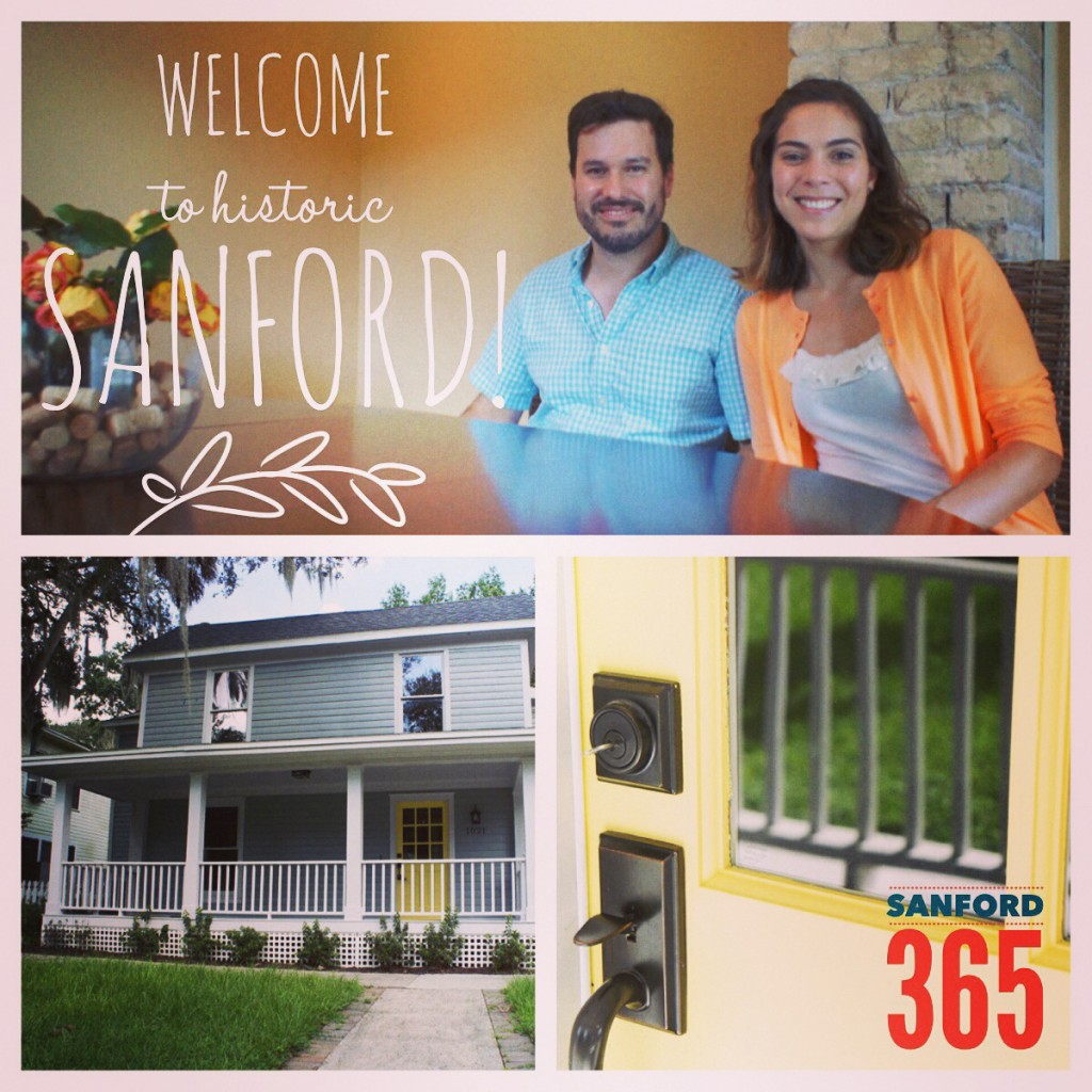 New Homebuyers in Historic Sanford FL