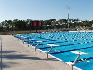 Aquatic Center Sanford FL