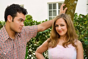 Regrets presented by Cornerstone Theatre Company at The Princess Theater in Sanford FL