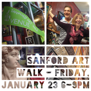 Sanford Art Walk FL