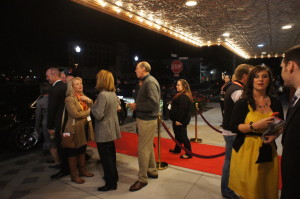 On the Red Carpet at Love Your Shorts