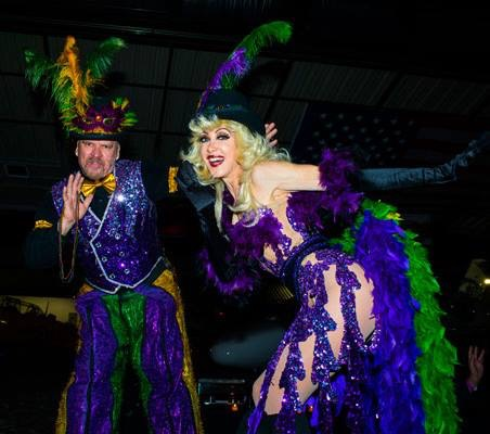 Sanford Style Mardi Gras: Party for Charity at the West End