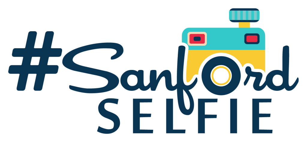Sanford Selfie Competition Logo