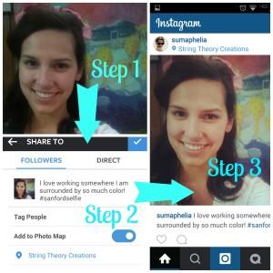 Sanford Selfie FAQ Instagram How To Enter