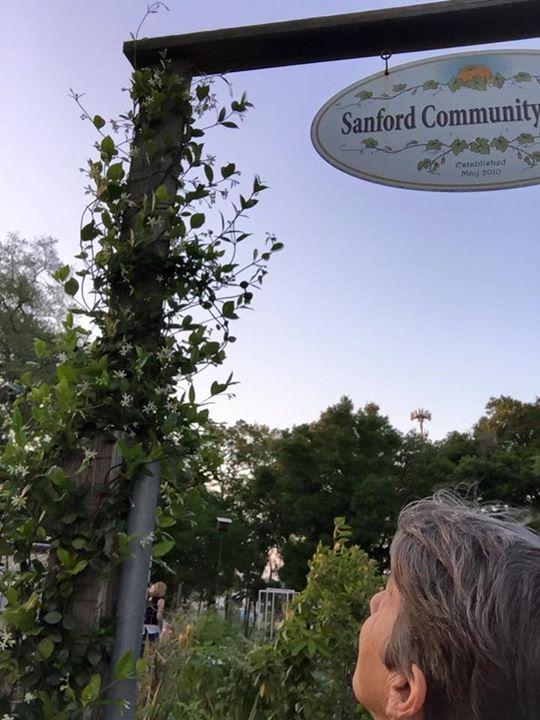 Denny April Sanford Selfie Saturday