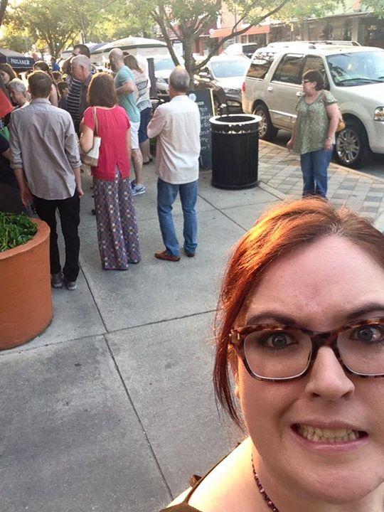 Christina April Sanford Selfie Saturday