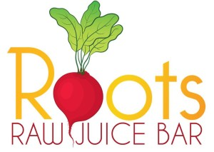 Roots Raw Juice Bar Logo