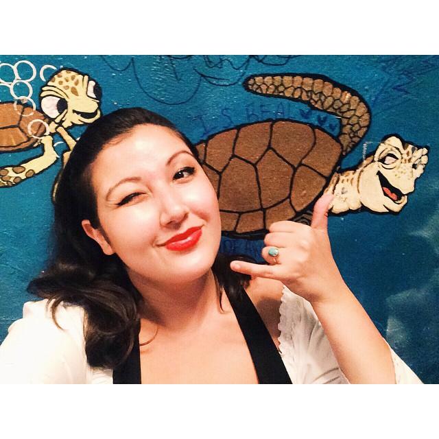 Sanford Selfie Saturday April 18 Allie