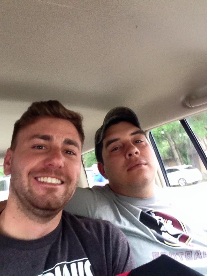 Sanford Selfie Saturday April 18 Craig