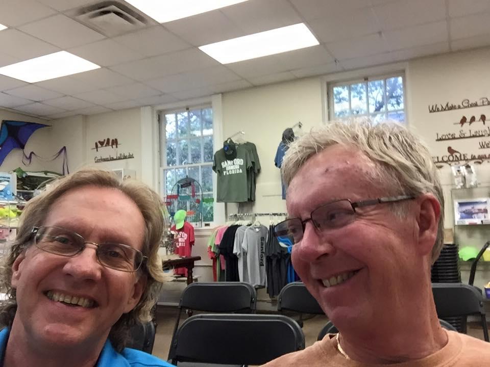 Sanford Selfie Saturday April 18 Leon