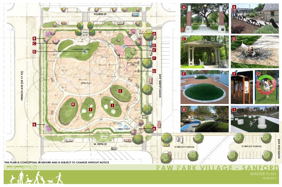 City Commission approves Paw Park Village Master Plan Design