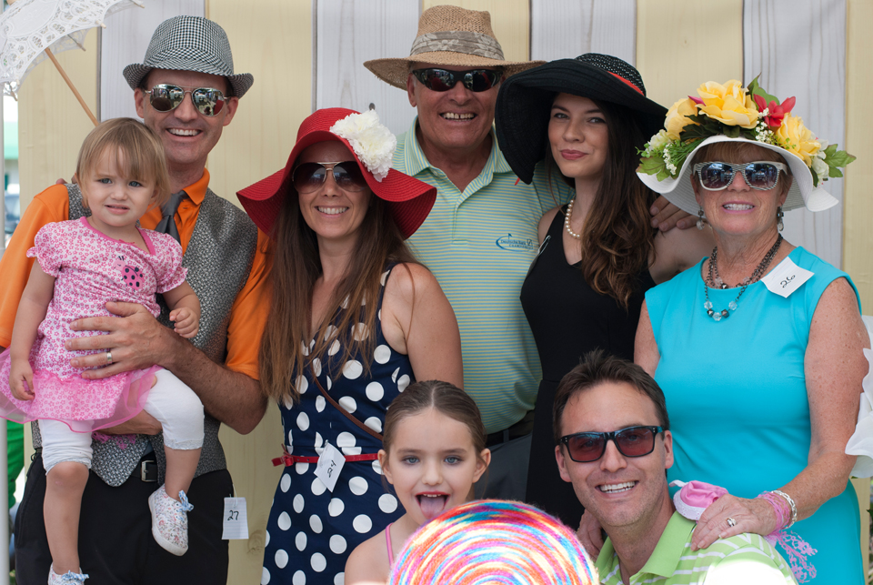 Pictures of Sanford365's First Annual Kentucky Derby Party