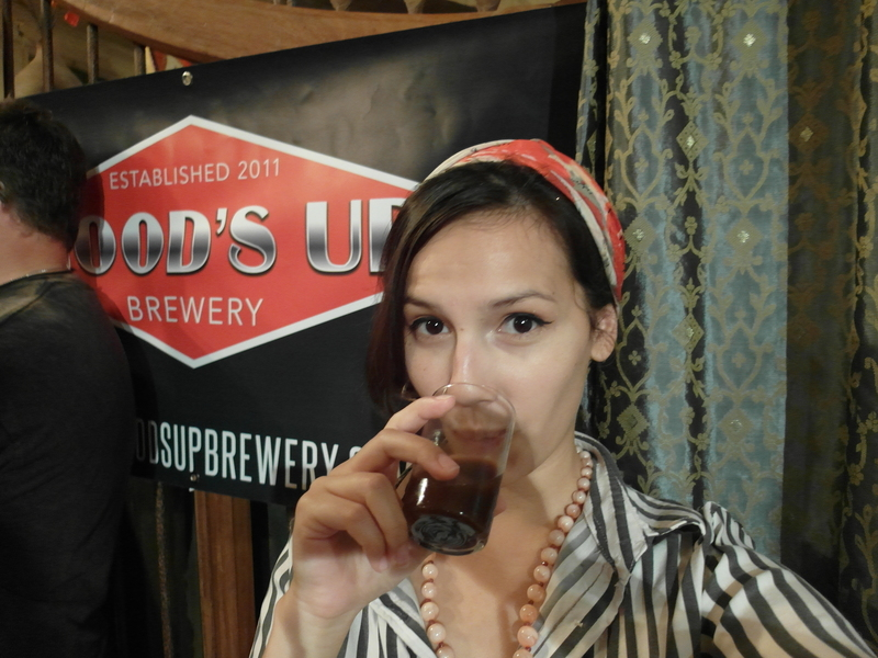 Hood's Up: Tasting New Craft Beer in Downtown Sanford