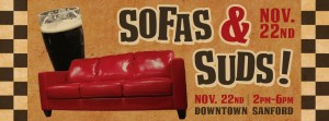 sofa and suds
