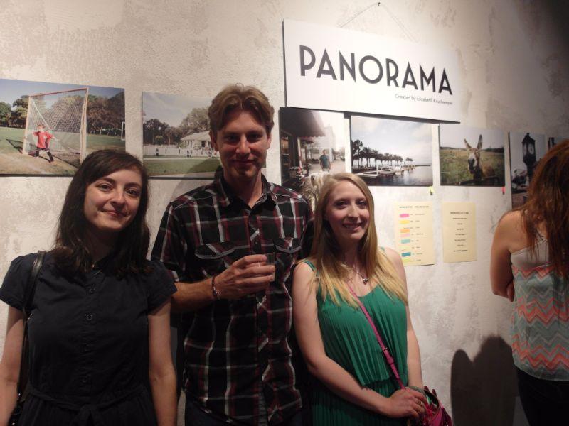 Panorama Sanford Photography project at Rabbitfoot Records