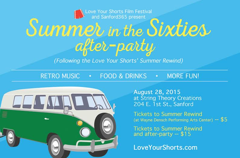 Love Your Shorts Summer Rewind Sanford Fl
